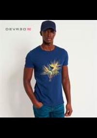 Prospectus Devred 1902 93300 AUBERVILLIERS : Collection T-Shirts