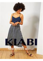 Prospectus Kiabi : New arrivals woman