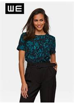 Catalogues et collections WE Fashion : Collection Tops Femme
