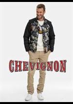 Prospectus Chevignon : Doudounes Homme