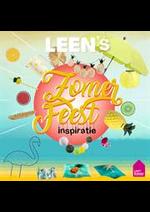 Prospectus Leen Bakker : Inspiratiemagazine zomerfeest