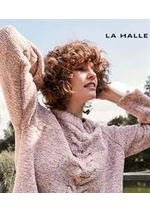 Prospectus La Halle : Pulls & Gilets Femme