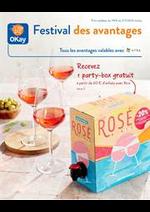 Prospectus OKay Supermarchés : Festival des Avantatges