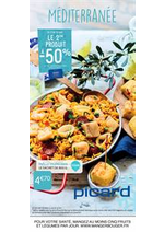 Promos et remises Picard : Folder Picard Mediterranee