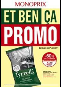 Prospectus Monoprix CHELLES : Et ben ça Promo