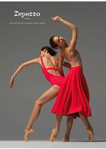 Catalogues et collections Repetto : Repetto - Collection Danse 2019-2020