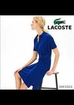 Prospectus Lacoste : Dresses