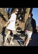 Prospectus Timberland : New Arrivals