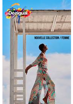 Prospectus Desigual : Nouvelle Collection / Femme