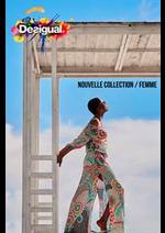 Prospectus Desigual : Nouvelle Collection / Femme