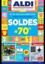 Prospectus Aldi : Soldes