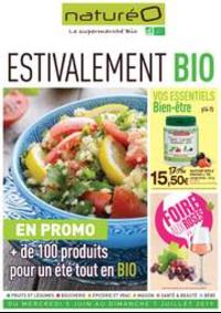 Prospectus NaturéO SAINT-MAXIMIN : Estivalement BIO