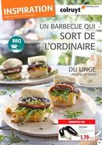 Prospectus  : Un barbecue qui sort de l'ordinaire