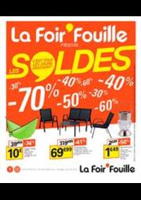 Prospectus La Foir'Fouille Herblay : Les Soldes