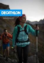 Prospectus DECATHLON : RANDONNÉE