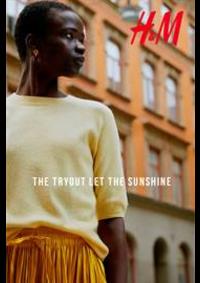 Prospectus H&M Leuven - 69 Bondgenotenlaan : The tryout let the sunshine