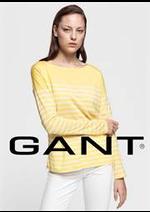 Prospectus GANT : Collection Polos & T- Shirts Femme
