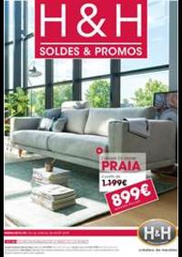 Prospectus H&H Ste Geneviève des Bois : Soldes & Promos