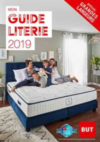 Prospectus But Fresnes : Guide Literie 2019