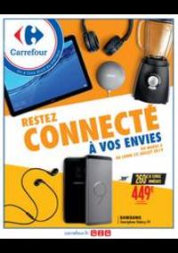 Prospectus Carrefour GENNEVILLIERS : Restez connecté à vos envies