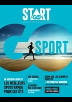 Prospectus  : Magazine GO Sport