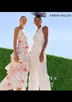 Promos et remises  : Karen Millen x Royal Ascott