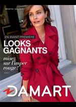Catalogues et collections Damart : Damart Acties