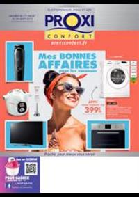 Prospectus Proxi Confort MORTEAU : Mes bonnes affaires pour les vacances