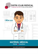 Prospectus Distri Club Medical : Catalogue 2019 pour les Professionnels