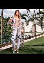 Catalogues et collections Anne Fontaine : Tendances Femme
