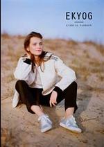 Catalogues et collections Ekyog : Collection Vestes & Manteaux