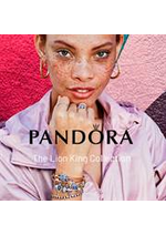 Catalogues et collections PANDORA : The king Lion Collection