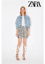 Catalogues et collections ZARA : Nouvelle Collection TRF