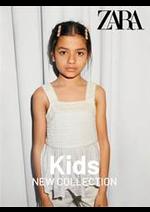 Catalogues et collections ZARA : Nouvelle collection pour enfants