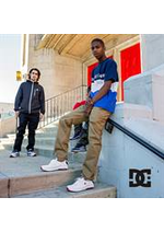 Prospectus DC shoes : Lookbook Mode