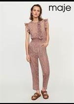 Prospectus Maje : Pantalons Femme