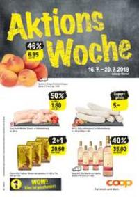 Prospectus Coop Supermarché Bern - Schlossstrasse : Coop reklamblad