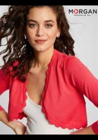 Prospectus Morgan LE CHESNAY : Gilets Femme