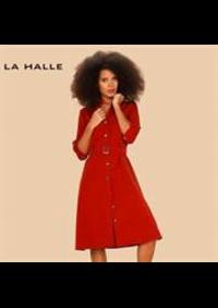 """Prospectus La Halle MONTBÉLIARD ZAC DITE """"DU PIED DES GOUTTES"""" : Vêtements Femme"""