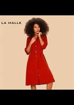 Prospectus La Halle : Vêtements Femme