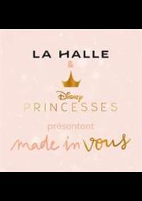 Prospectus La Halle Doubs LOTIS. LA GOUILLE DES SAUGES 13 RUE POMONE : Nouvelle Collection