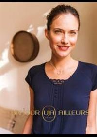 Catalogues et collections Un jour ailleurs SAINT GERMAIN EN LAYE : Tops & Shirts Femme