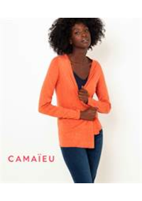 Prospectus Camaieu ARGENTEUIL : Collection Pulls & Gilets