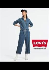 Prospectus Levi's Store les Arcades : Nouveautés / Femme