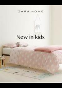 Prospectus ZARA HOME LEVALLOIS-PERRET : New in kids