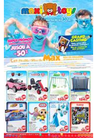 Prospectus Maxi Toys Dinant : Super Promos