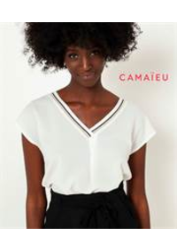 Catalogues et collections Camaïeu Châtelineau : Collection T-Shirts & Chemises