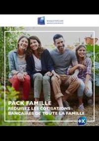 Prospectus Banque Populaire PARIS 05 54-56 bd Saint Germain : Catalogue Banque Populaire