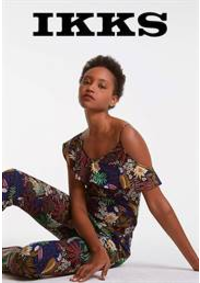 Catalogues et collections IKKS Women Men BRUXELLES DANSAERT : Combinaison Femme
