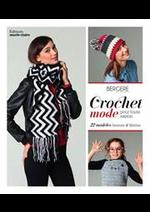 Promos et remises  : Crochet Mode